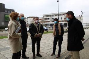 Visite de la Préfète de la Charente à Oméga