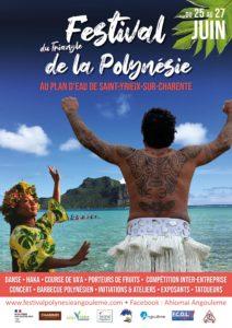 Festival Polynésie juin 2021