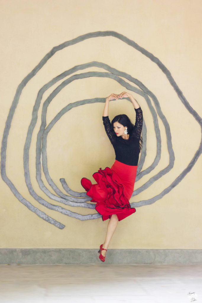 Ole y Ole spectacle de flamenco