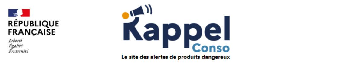 """Lancement du site internet des alertes de produits dangereux """"RappelConso"""""""