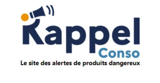 Rappelconso site alerte de produits dangereux
