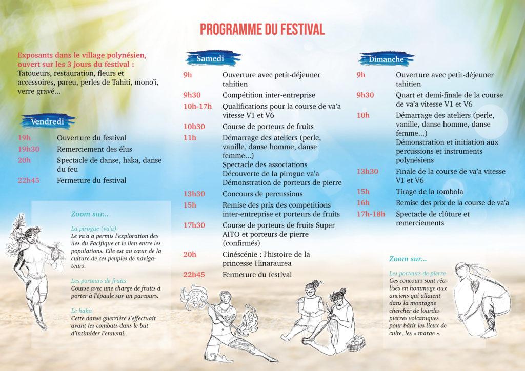 programme festival 2021
