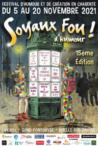 Festival Soyaux Fou d'Humour
