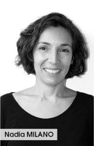 Nadia MILANO, infirmière Asalée