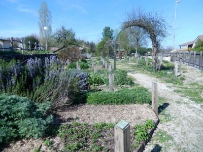 Parc Bodinaud à Soyaux