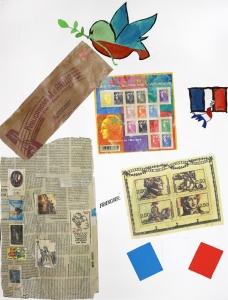 Exposition Art Postal CMJ de Soyaux