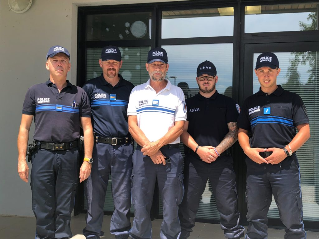Police Municipale de Soyaux