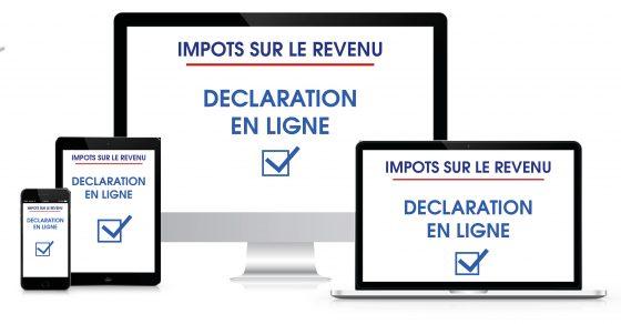 Déclarations en ligne impôts, imac, ipad, mac, iphone, démarches en ligne