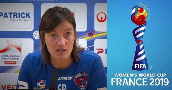 Corinne Diacre - Entraineur équipe de France de foot féminin