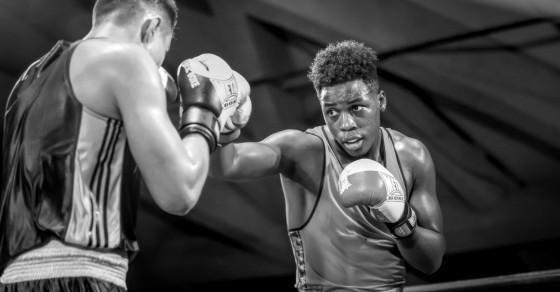 Karamba Kébé - Gala ROC Boxe