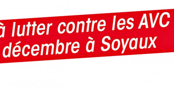 AVC - Rencontre santé le 8 décembre 2017 à Soyaux
