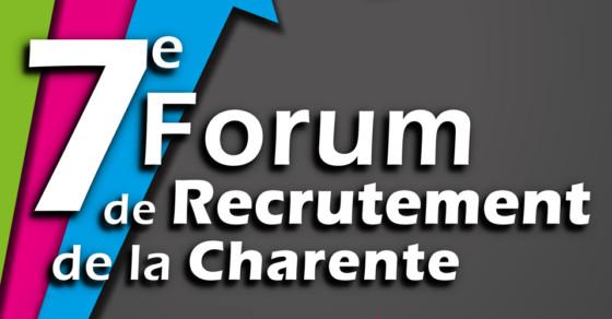 Forum Recrutement - Mars 2018