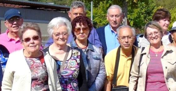 Nos aînés en vacances à Beaulieu-sur-Dordogne