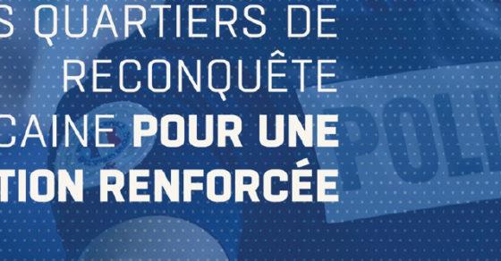 Quartier Reconquête Républicaine 2019