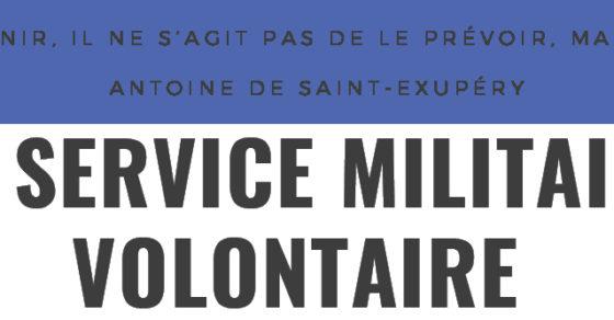 Service militaire volontaire La Rochelle