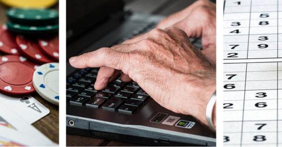 Blog pour les seniors de la Résidence Autonomie Foyer Soleil avec des jeux en ligne