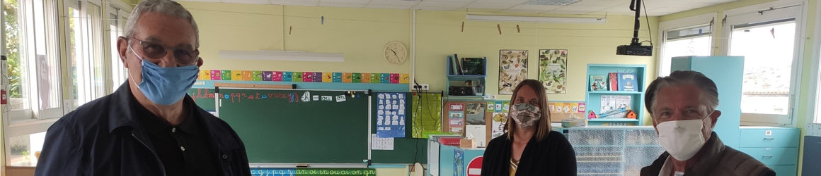 """Déconfinement : une """"rentrée scolaire"""" pas comme les autres !"""