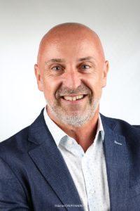 Jérôme GRIMAL 4e adjoint au développement durable, environnement, travaux, développement économique, commerces, habitat