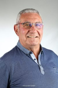 Robert JABOUILLE 5e adjoint à la vie associative et sportive